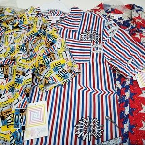 (3) NWT Lularoe Thor shirts size 8